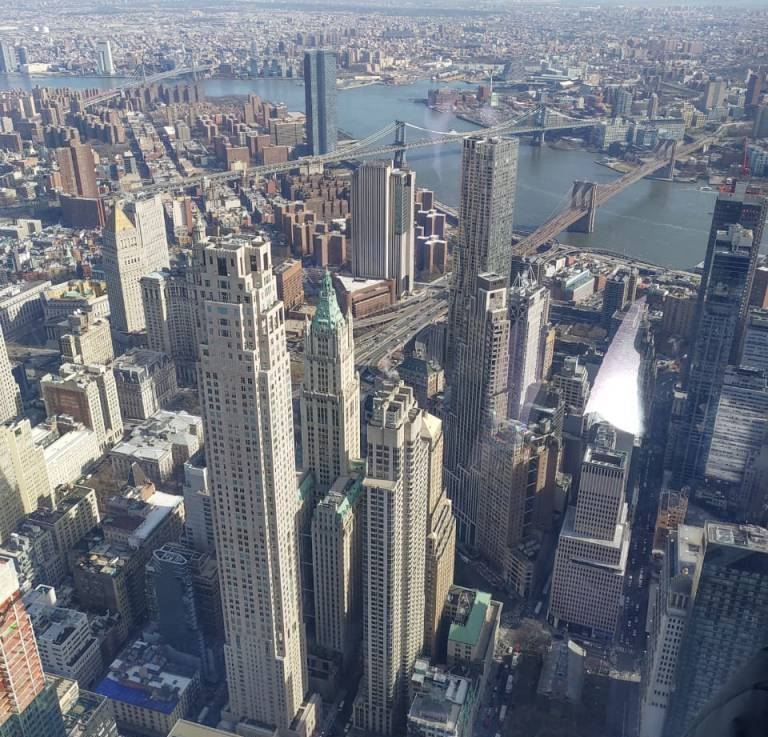 NEW YORK THROUGH OUR LENS/ আমাদের চোখে নিউইয়র্ক